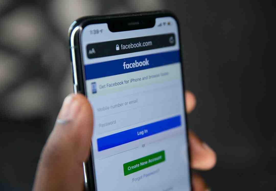 Comment créer un facebook