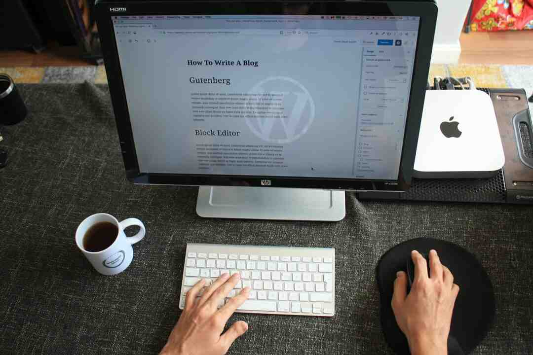 Comment installer WordPress gratuit ?