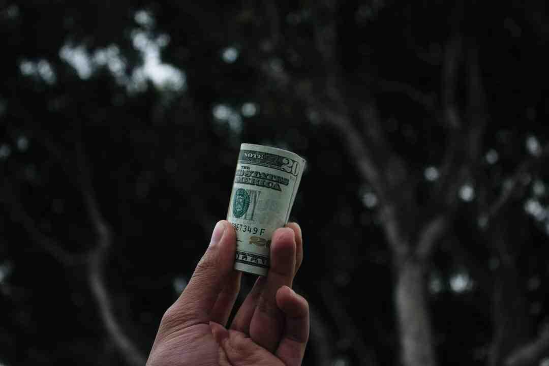 Vinted comment recevoir l'argent